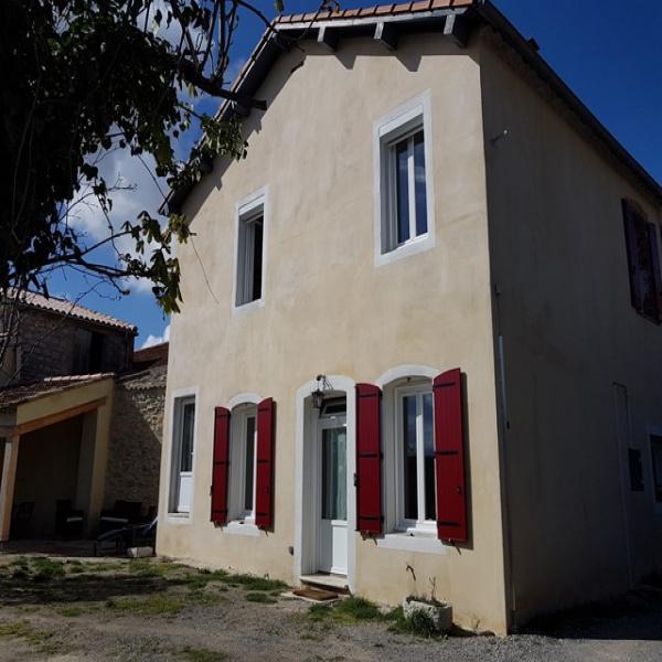 Offres de vente Maison de village Saint-Jean-de-Serres 30350